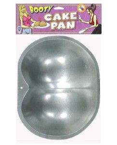Booty Cake Pan Butt Shaped Cake Pan Funny