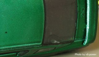 GreenLight GREEN MACHINE 2007 Ford Mustang GT, Opening Hood, RRs, #085
