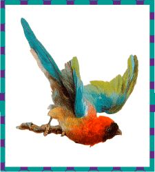 New Hanging Hermitage Pottery Bird Feeder Buy 4 1 Free