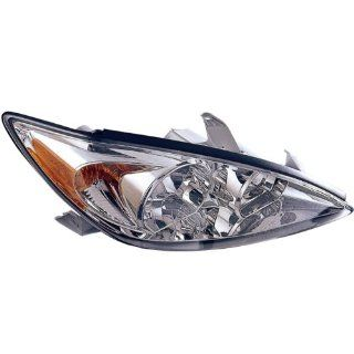 TOYOTA CAMRY HEADLIGHT ASSEMBLY RIGHT (PASSENGER SIDE)(LE/XLE) 2002