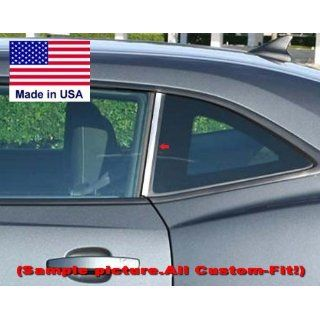 Made in USA Fit 2010 2013 Chevrolet Camaro Stainless Steel Door