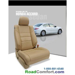 2012 2013 Honda Accord Factory Leather Seat Cover & Custom
