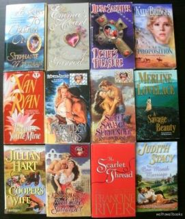 Historical Western Romance 39 PB Book Lot Wild Frontier Savage Fire
