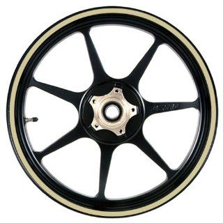 Gold 12 to 15 inch Motorcycle, Scooter, Car & Truck Wheel Rim Stripes