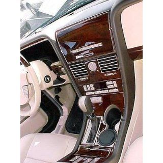 LINCOLN NAVIGATOR INTERIOR WOOD DASH TRIM KIT SET 2003 2004 2005 2006