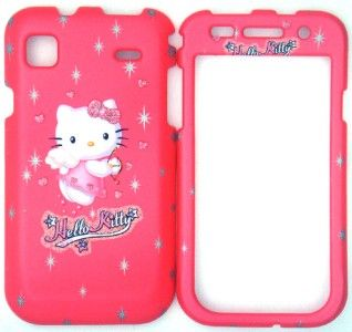 Samsung Vibrant T959 Hello Kitty Cell Phone Cover Case