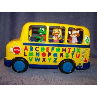 Leap Frog Fun & Learn Phonics Bus 2001 Version Everything