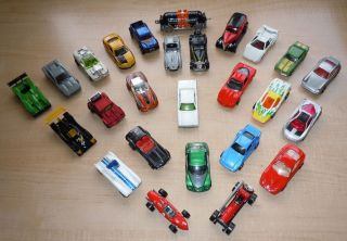 HOT WHEELS CAR Toy Vehicle Lot Racing Ferrari Continental Monte Carlo
