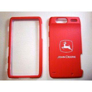 John Deere Pink For Motorola Droid RAZR XT912 Hard Case