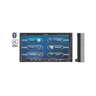 7 Inch Wide Touch Screen Exact Double Din In Dash
