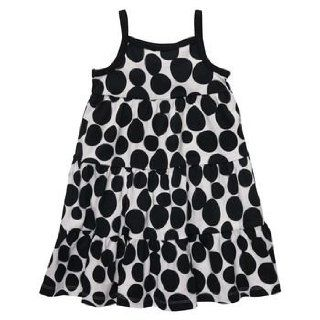 Carters Toddler Girls Polka Dot Sleeveless Dress (3t