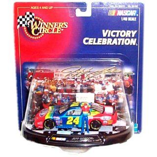 Jeff Gordon   NASCAR   Victory Celebration #24 Replica Car