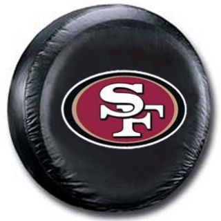 spare tire cover the san francisco 49ers nfl football tire cover these