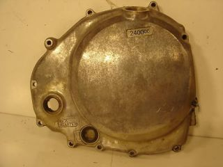 77 Suzuki GS550 GS 550 Engine Right Side Clutch Cover