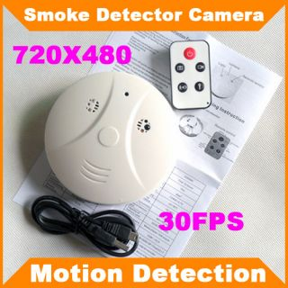 4GB TF Card Surveillance Hidden Camera Nanny Cam Security