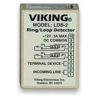 Viking Electronics Loop and Ring Detect Board Electronics