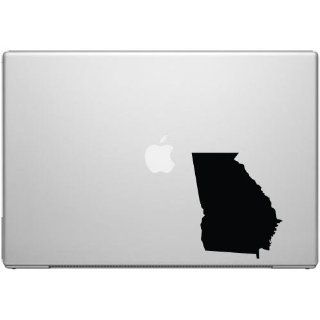 Georgia Peach State Bulldog Pride Decal Sticker   Vinyl