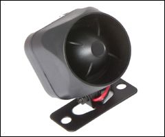 Auto Car Alarm Siren Horn USA Seller Fast Shipping