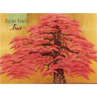 Pomegranate Hajime Namiki Trees Standard Boxed Note Card