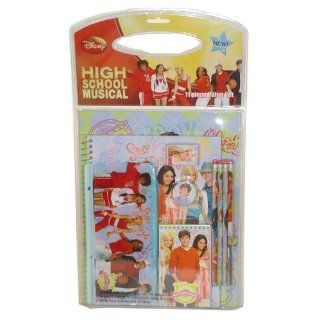 High School Musical 14 Piece School Supply Kit Office