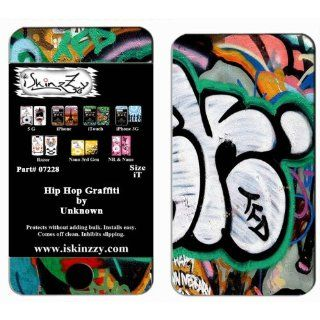 Hip Hop Graffiti Iphone & Iphone 3G Skin Cover Everything