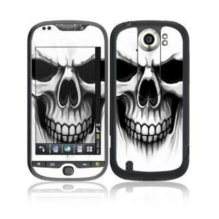 The Devil Skull Decorative Skin Cover Decal Sticker for