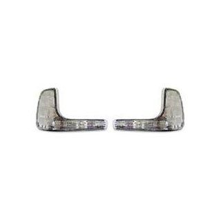 CADILLAC ESCALADE & GMC DENALI 99 00 CLEAR CORNER LENSES LIGHTS PAIR