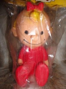 Peanuts Snoopy 1959 Sally Brown Hungerford Vinyl Doll RARE