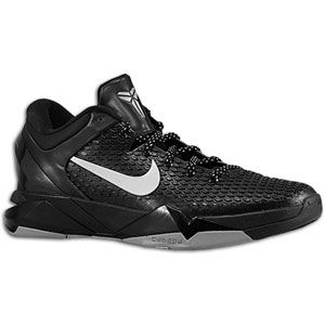 Nike Kobe VII   Mens   Basketball   Shoes   Black/White