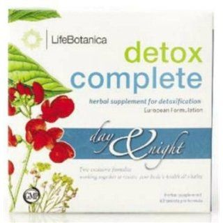 Detox Complete Day and Night Formula 126 Count