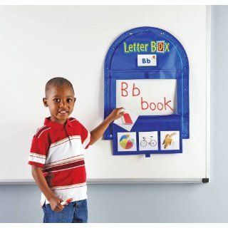 Resources Letter Box Activity Set   Set of 126 Pieces
