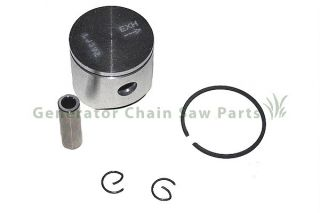 Chainsaws Husqvarna 142 Engine Motor Cylinder Piston Rings Parts 40mm