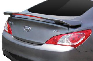 New 10 13 Fits Hyundai Genesis Coupe Original Style Rear Wing Spoiler