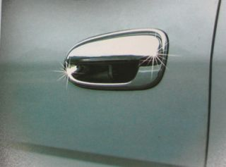 Hyundai Matrix LaVita Chrome Door Handle Cover Set