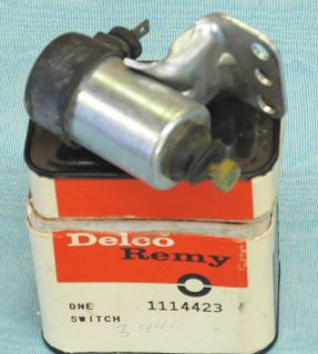 GTO Firebird w RAM Air Idle Speed Control Solenoid P1114423