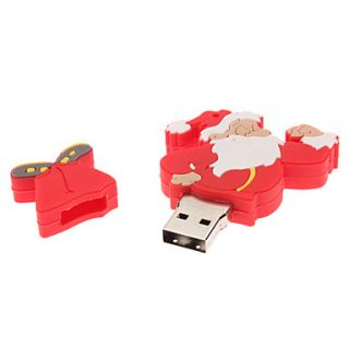 EUR € 14.16   16GB Kerstmis Santa Clause 2 USB 2.0 Flash Drive