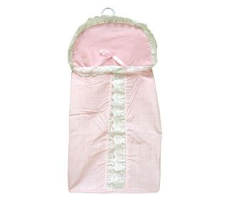 Baby Diaper Stacker Hanger Blue Pink Assorted New Tag
