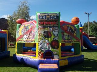 Sports Inflatable Bounce House