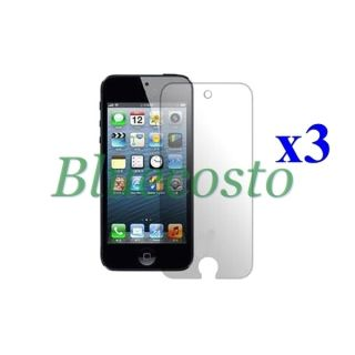 3x Anti Glare Matte Screen Protector Film Guard For iPod Touch iTouch