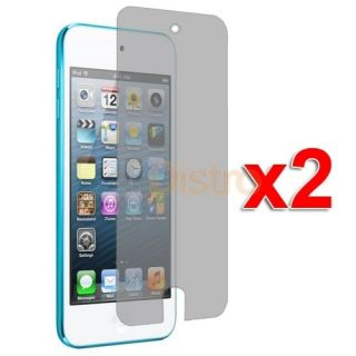2X Anti Glare Matte Screen Protector Cover for iPod Touch 5th