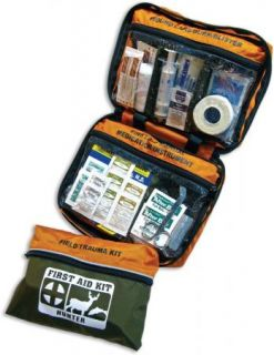 Adventure Medical Sportsman Series Hunter with Field Trauma Kit 0105