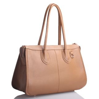 Genuine Italian Leather Brown Handbags, Purse Hobo Bag, Satchel, Tote