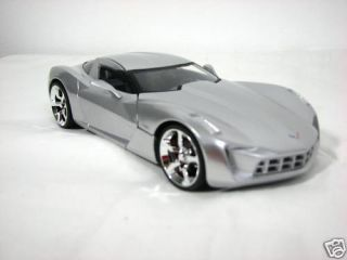 Jada Toys Chevy Corvette Stingray 09 1 24 Diecast Car
