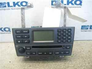 04 05 06 07 08 Jaguar x Type CD Single Disc Radio LKQ