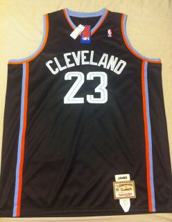 Lebron James NBA Jersey Mitchell Ness