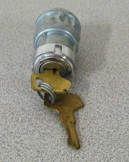 Ignition Switch Key Switch Used on Many Different Tractor Brands New