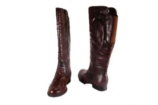Bare Traps Womens Jezebel Brown Knee High Boots Medium Width B19759