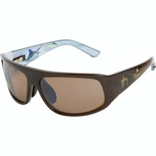 NEW AUTHENTIC MAUI JIM GUY HARVEY SERIES SAILFISH ROOTBEER FRAME BROWN
