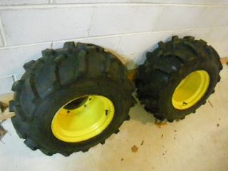 John Deere 400 Tires Rims