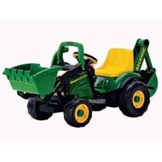 Peg Perego John Deere Utility Tractor Battery Operated Ride on